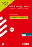 STARK Abiturprüfung Berufliches Gymnasium 2021 - Pädagogik/Psychologie - BaWü