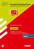 STARK Original-Prüfungen und Training Hauptschulabschluss 2021 - Deutsch 9. Klasse - BaWü