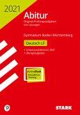 STARK Abiturprüfung BaWü 2021 - Deutsch Leistungsfach