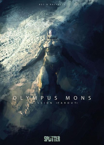 Buch-Reihe Olympus Mons