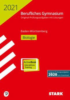 STARK Abiturprüfung Berufliches Gymnasium 2021 - Biologie - BaWü