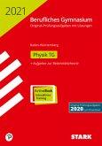 STARK Abiturprüfung Berufliches Gymnasium 2021 - Physik TG - BaWü