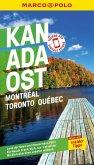 MARCO POLO Reiseführer Kanada Ost, Montreal, Toronto, Québec (eBook, PDF)