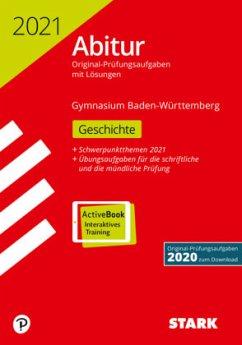 STARK Abiturprüfung BaWü 2021 - Geschichte
