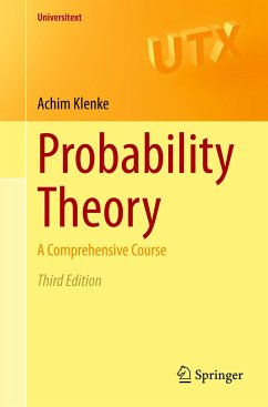 Probability Theory - Klenke, Achim