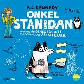 Onkel Stan und Dan und das ungeheuerlich ungewöhnliche Abenteuer (MP3-Download)