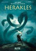 Mythen der Antike: Herakles (Graphic Novel)