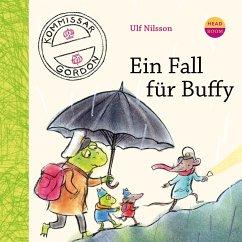 Kommissar Gordon - Ein Fall für Buffy (MP3-Download) - Nilsson, Ulf