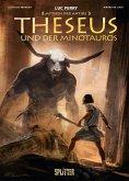 Mythen der Antike: Theseus und der Minotaurus (Graphic Novel)