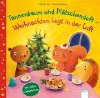 Tannenbaum und Plätzchenduft - Weihnachten liegt in der Luft (Mängelexemplar)