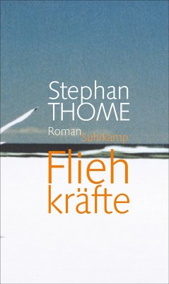 Fliehkräfte (Mängelexemplar) - Thome, Stephan