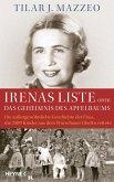 Irenas Liste oder Das Geheimnis des Apfelbaums (Mängelexemplar)