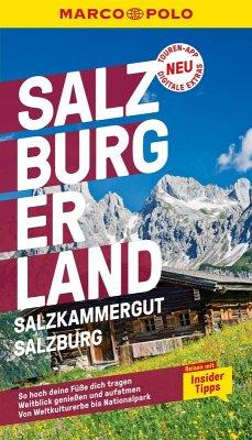 MARCO POLO Reiseführer Salzburg/Salzburger Land (eBook, ePUB)