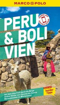 MARCO POLO Reiseführer Peru & Bolivien (eBook, PDF) - Froese, Gesine; Tempelmann, Eva