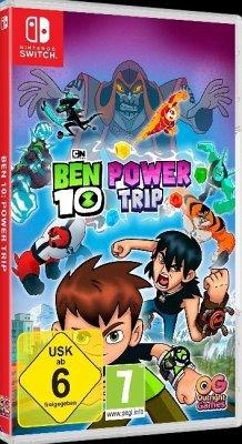 Ben 10: Power Trip! (Nintendo Switch)