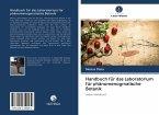 Handbuch für das Laboratorium für phänomenogmatische Botanik