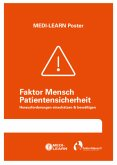 Faktor Mensch Patientensicherheit, 1 Poster