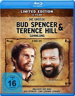 Die große Bud Spencer & Terence Hill Blu-ray Sammlung Limited Edition