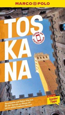 MARCO POLO Reiseführer Toskana (eBook, PDF) - Büld Campetti, Christiane; Oberpriller, Sabine