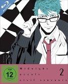 Midnight Occult Civil Servants - Volume 2 (Ep. 5-8)