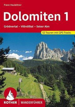 Dolomiten 1 (eBook, ePUB) - Hauleitner, Franz