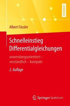 Schnelleinstieg Differentialgleichungen - Fässler, Albert