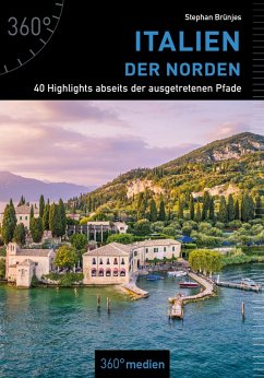 Italien - Der Norden (eBook, ePUB) - Brünjes, Stephan