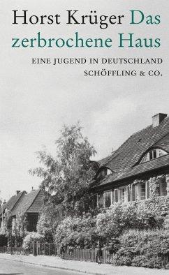 Das zerbrochene Haus (Mängelexemplar) - Krüger, Horst