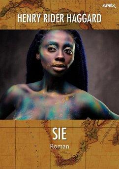 SIE (eBook, ePUB) - Haggard, Henry Rider