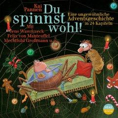 Du spinnst wohl! (MP3-Download) - Pannen, Kai