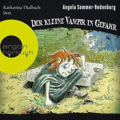Der kleine Vampir in Gefahr / Der kleine Vampir Bd.6 (MP3-Download) - Sommer-Bodenburg, Angela