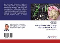 Perception of Seed Quality and Marketing System