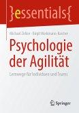 Psychologie der Agilität (eBook, PDF)