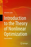 Introduction to the Theory of Nonlinear Optimization (eBook, PDF)