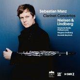 Lindberg And Nielsen:Clarinet Concertos