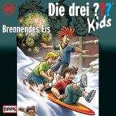 Brennendes Eis / Die drei Fragezeichen-Kids Bd.40 (MP3-Download)