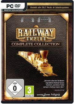 Railway Empire Complete Collection (PC)