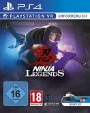 Ninja Legends (PS VR) (PlayStation 4)