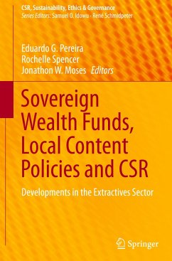 Sovereign Wealth Funds, Local Content Policies and CSR