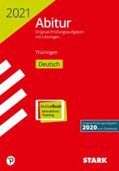 STARK Abiturprüfung Thüringen 2021 - Deutsch