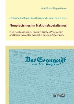 Neupietismus im Nationalsozialismus - Plaga-Verse, Matthias