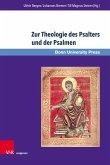 Zur Theologie des Psalters und der Psalmen (eBook, PDF)