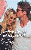 Italian Escape with the CEO (eBook, ePUB)