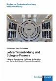 Lehrer*innenbildung und Bologna-Prozess (eBook, PDF)