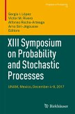 XIII Symposium on Probability and Stochastic Processes