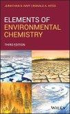 Elements of Environmental Chemistry (eBook, ePUB)