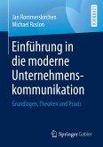 Einführung in die moderne Unternehmenskommunikation (eBook, PDF)