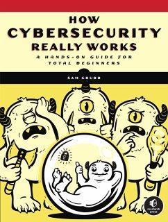 How Cybersecurity Really Works (eBook, ePUB) - Grubb, Sam