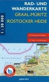 Rad- und Wanderkarte Graal-Müritz/Rostocker Heide