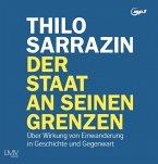 Der Staat an seinen Grenzen, 2 Audio-CD, 2 MP3